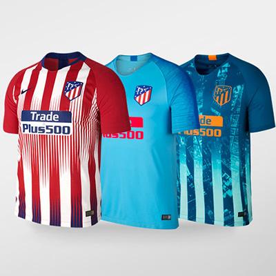 e5eb0cbef6a71 Comprar Camiseta Atlético de Madrid Barata - Un Atlético de Madrid store  para adulto y niños de precio económico.
